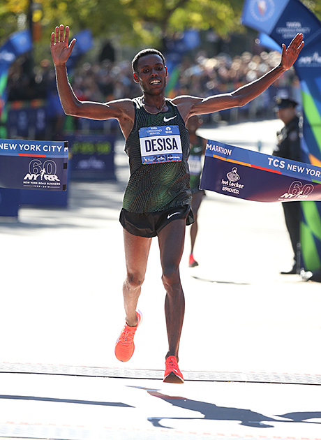 Cash prizes for marathon races in columbus